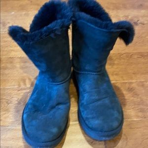 Ugg Bailey Button Boots - VGUC